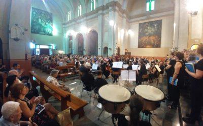 Concert-homenatge a l'Eduard i a la M. Àngels