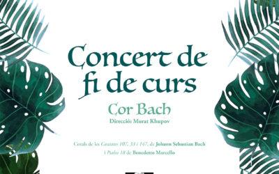 Fi de curs Cor Bach